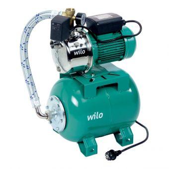 Насосна станція Wilo HWJ201 25L потужність 0,8 kWt 2,7  м.куб/год