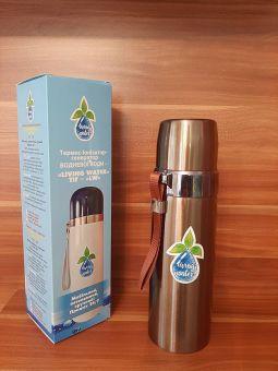 "Термос-іонізатор-генератор молекулярного водню ""Living water"" 500 мл"
