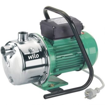 Поверхневий насос Wilo WJ401X потужність 1,3 kWt 4,8 м.куб/год